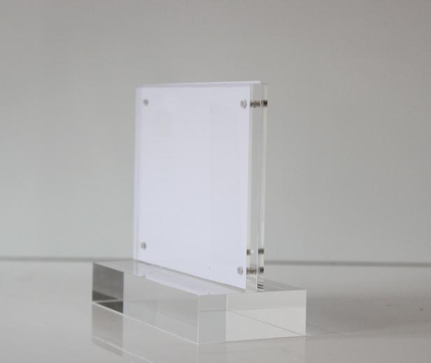 acrylglas aufsteller 115x105mm mit magnetverschluss eastek online. Black Bedroom Furniture Sets. Home Design Ideas