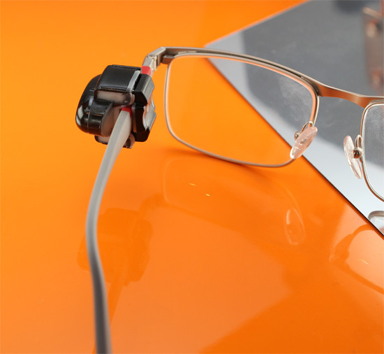 Eyeglass Frame Security Tags : Security for Glasses